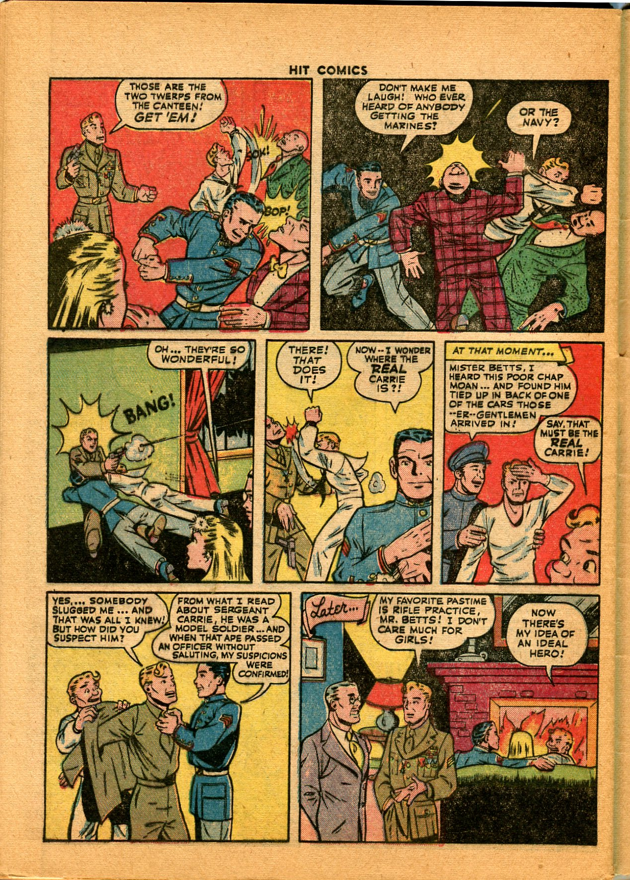 Read online Hit Comics comic -  Issue #35 - 52