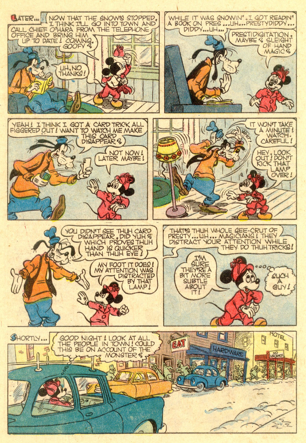 Walt Disney's Comics and Stories issue 221 - Page 32