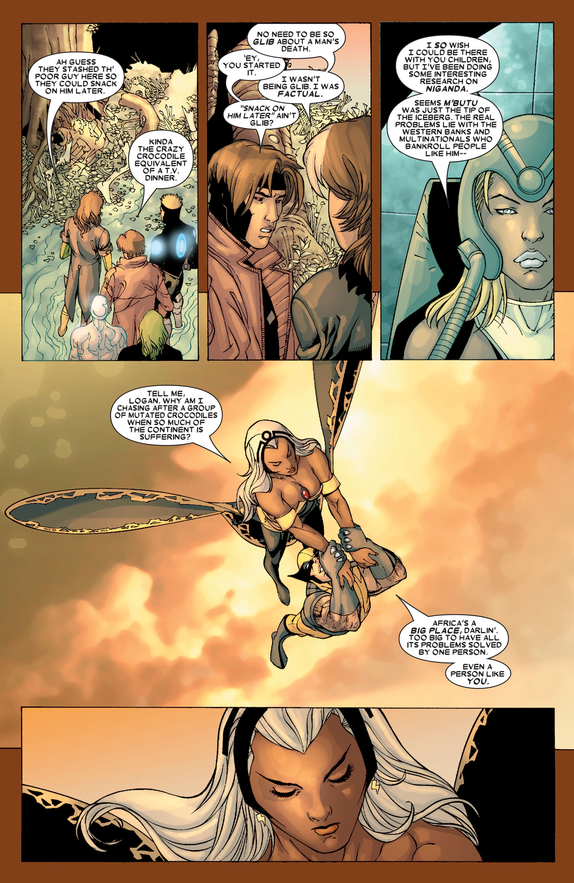 X-Men (1991) 175 Page 18