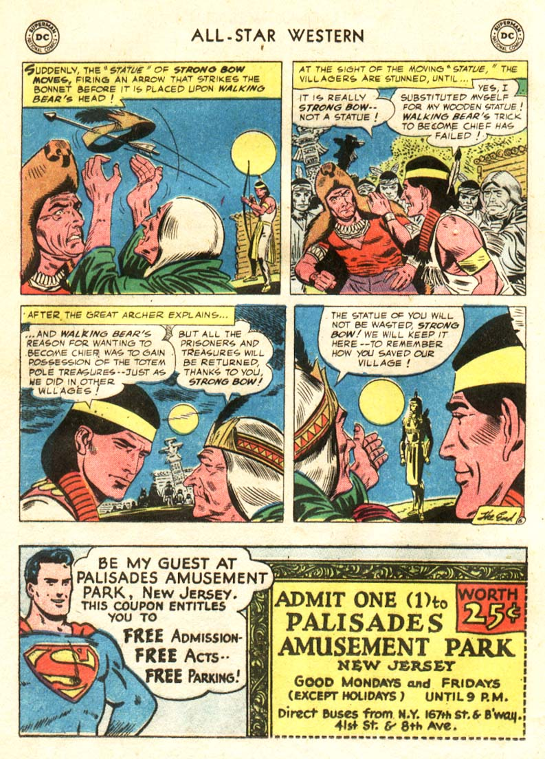 Read online All-Star Western (1951) comic -  Issue #91 - 13