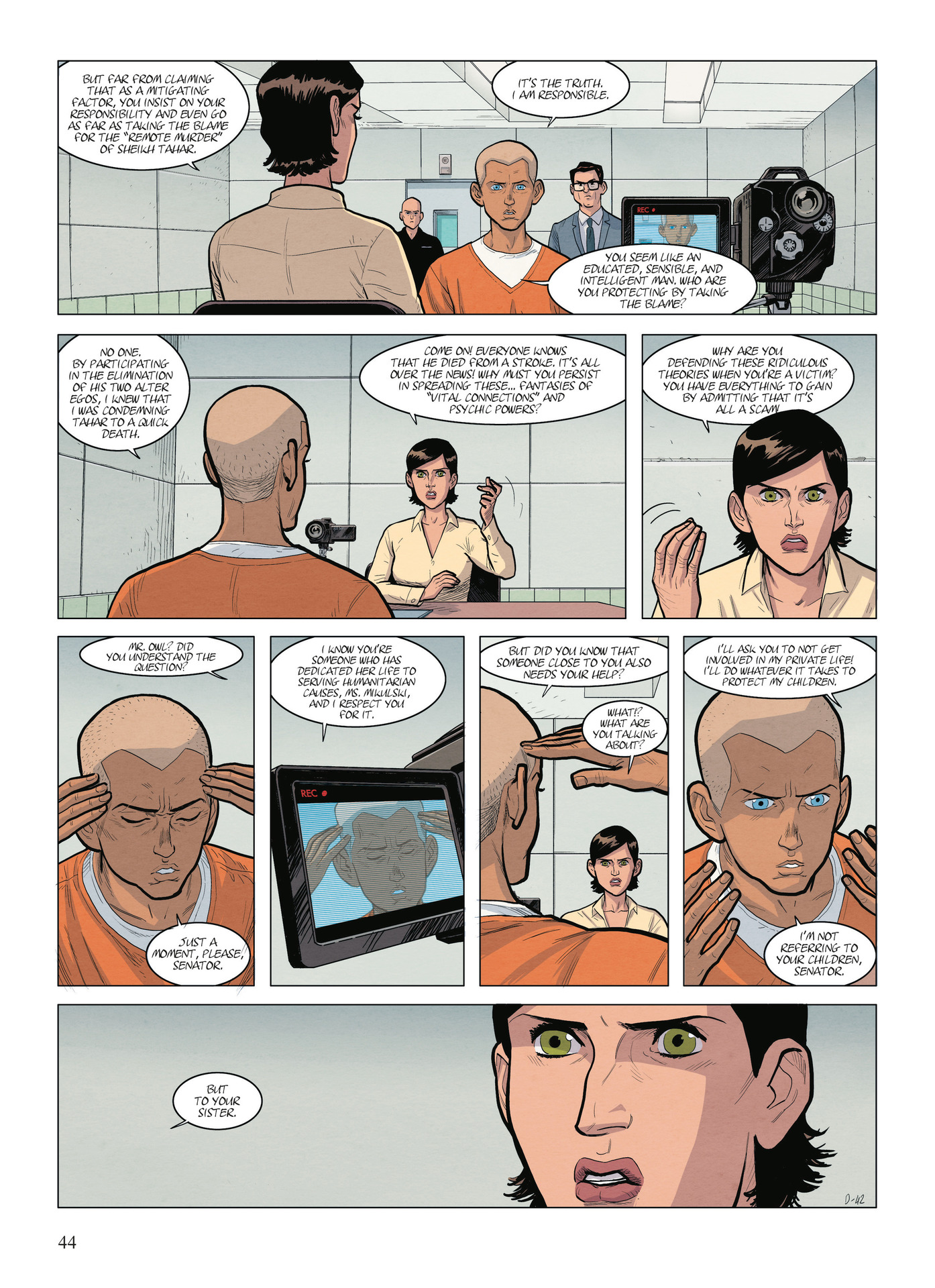Read online Alter Ego comic -  Issue #9 - 46