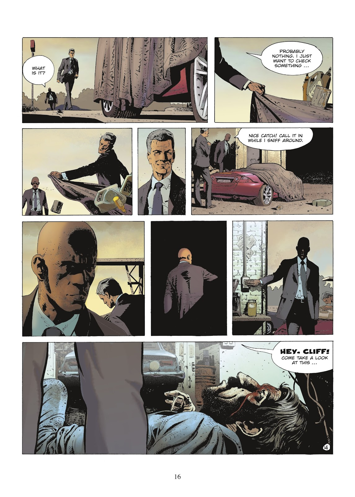 XIII Mystery issue 9 - Page 18