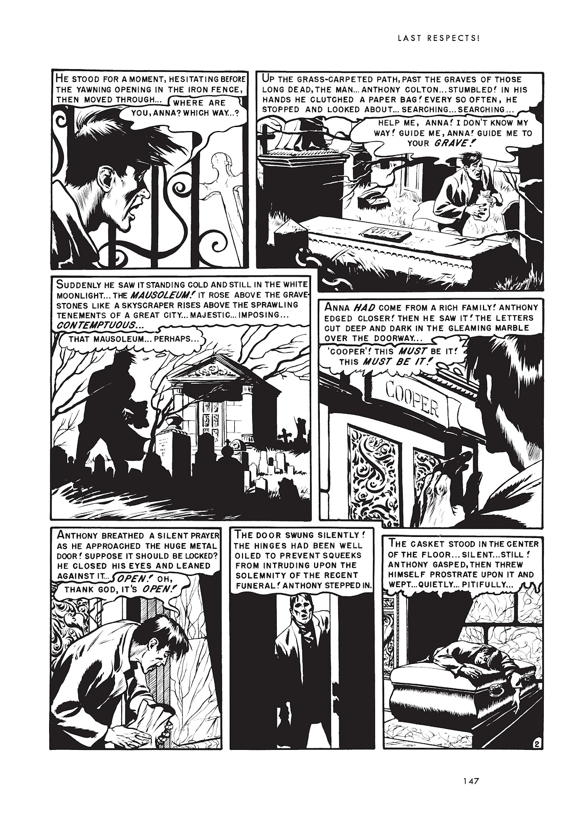 Read online Doctor of Horror and Other Stories comic -  Issue # TPB (Part 2) - 63