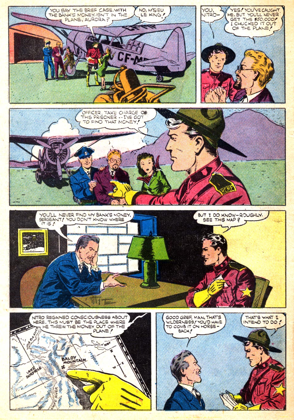 Four Color Comics issue 283 - Page 30