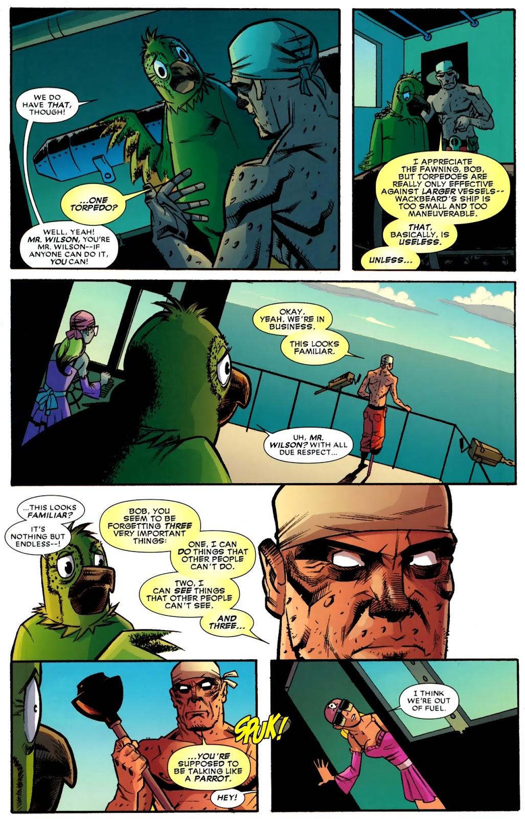 Read online Deadpool (2008) comic -  Issue #14 - 19