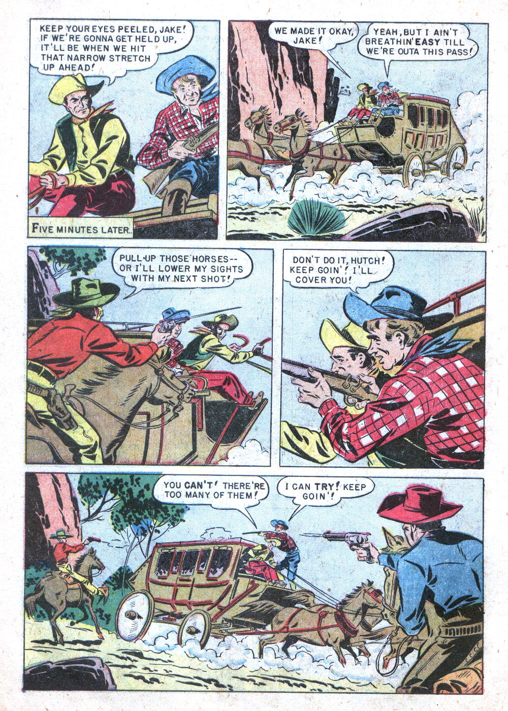 Four Color Comics issue 292 - Page 14