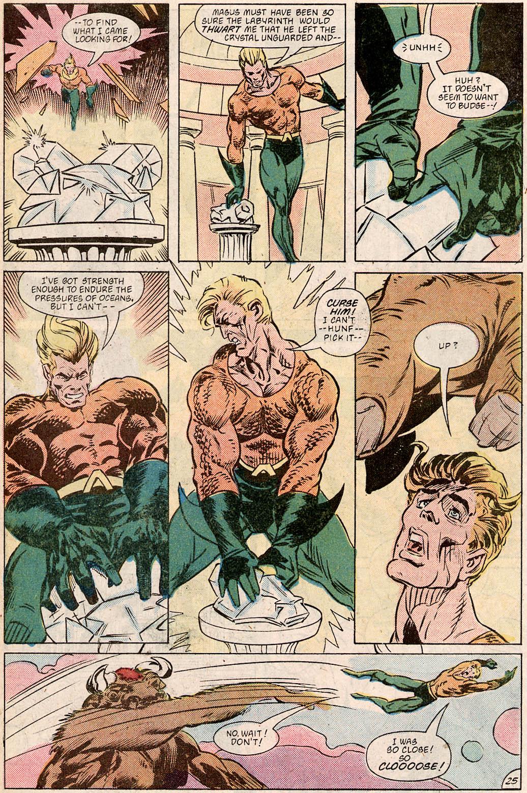 Read online Aquaman Special comic -  Issue #Aquaman Special Full - 26