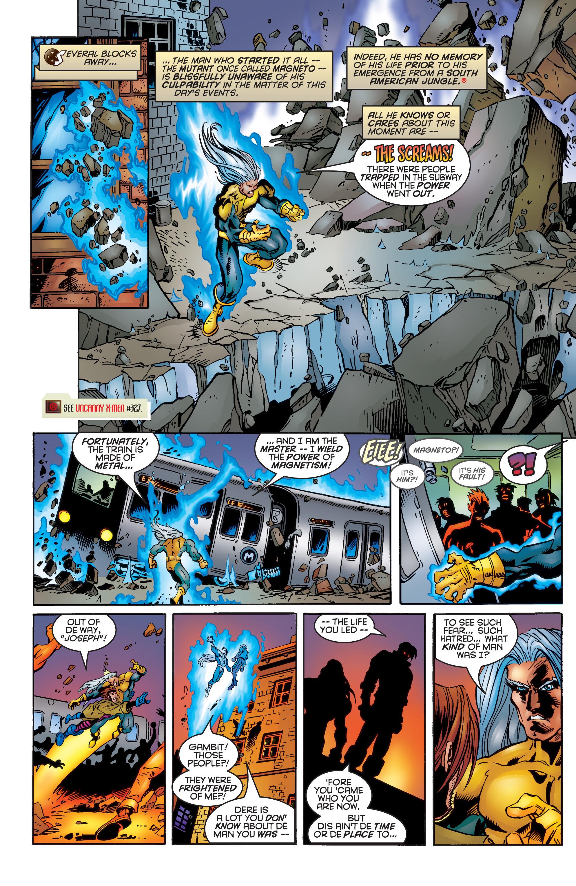 Read online Uncanny X-Men (1963) comic -  Issue #336 - 9