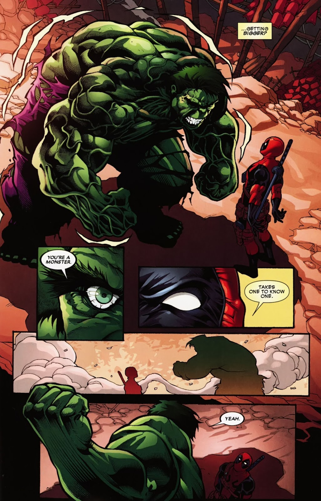 Read online Deadpool (2008) comic -  Issue #38 - 7