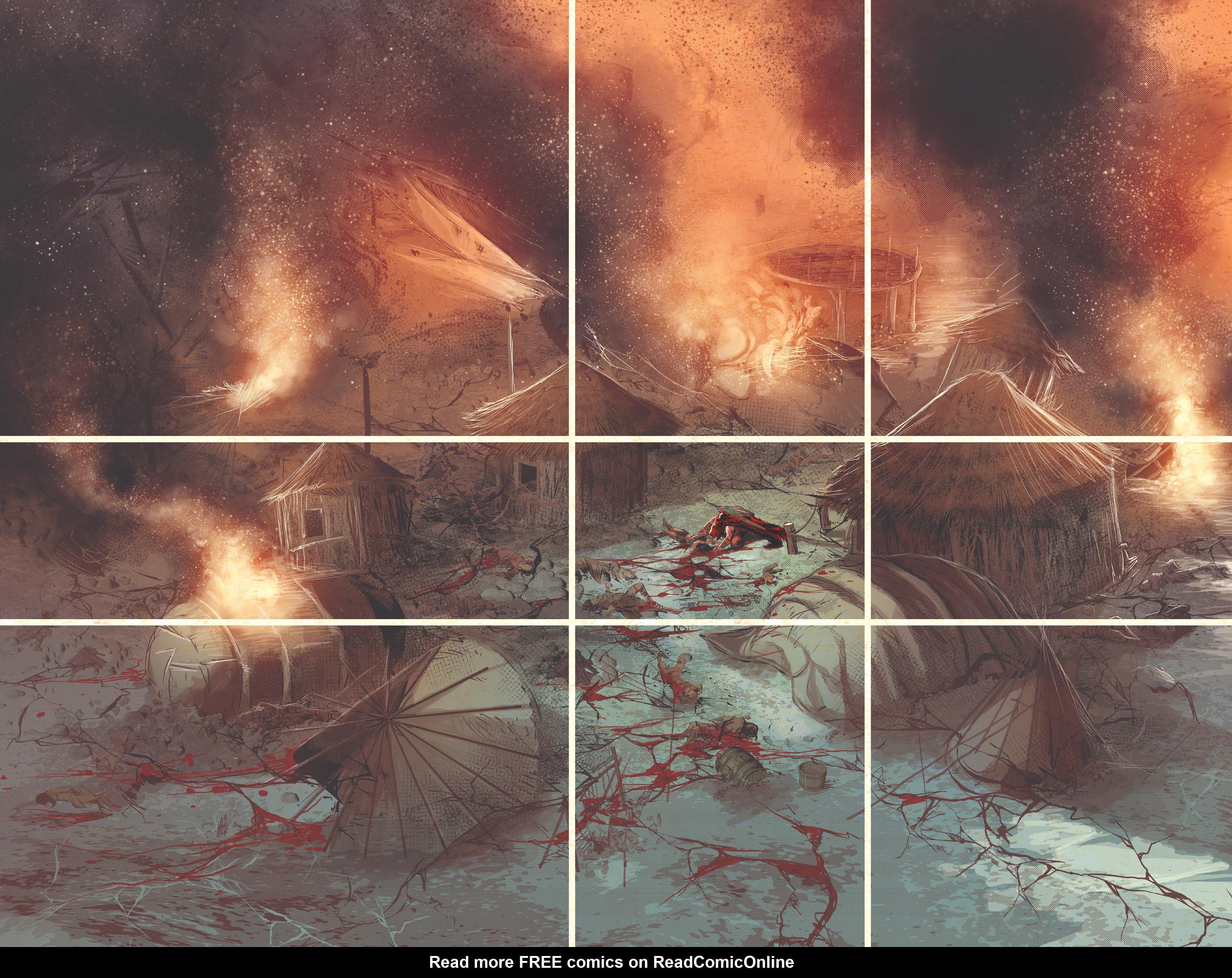 Berserker Unbound #1 #1 - English 11