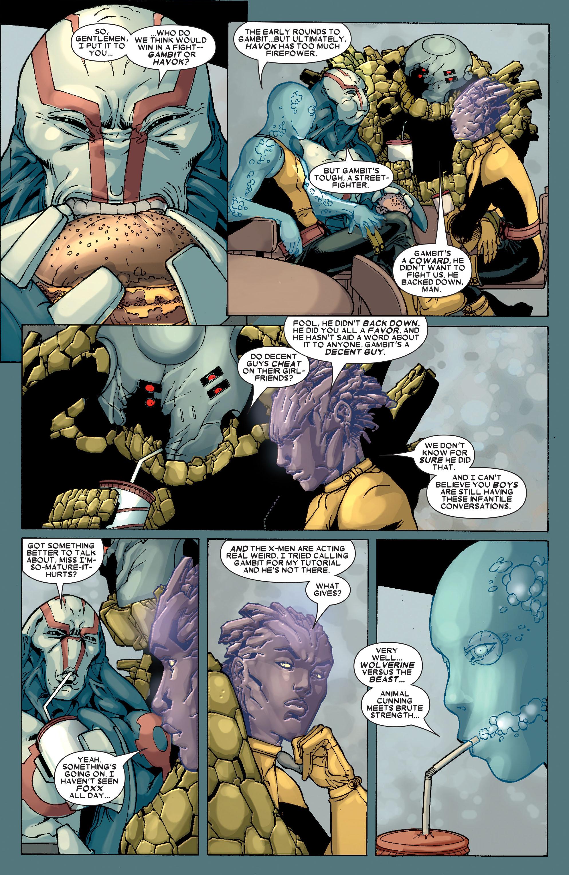 X-Men (1991) 173 Page 18