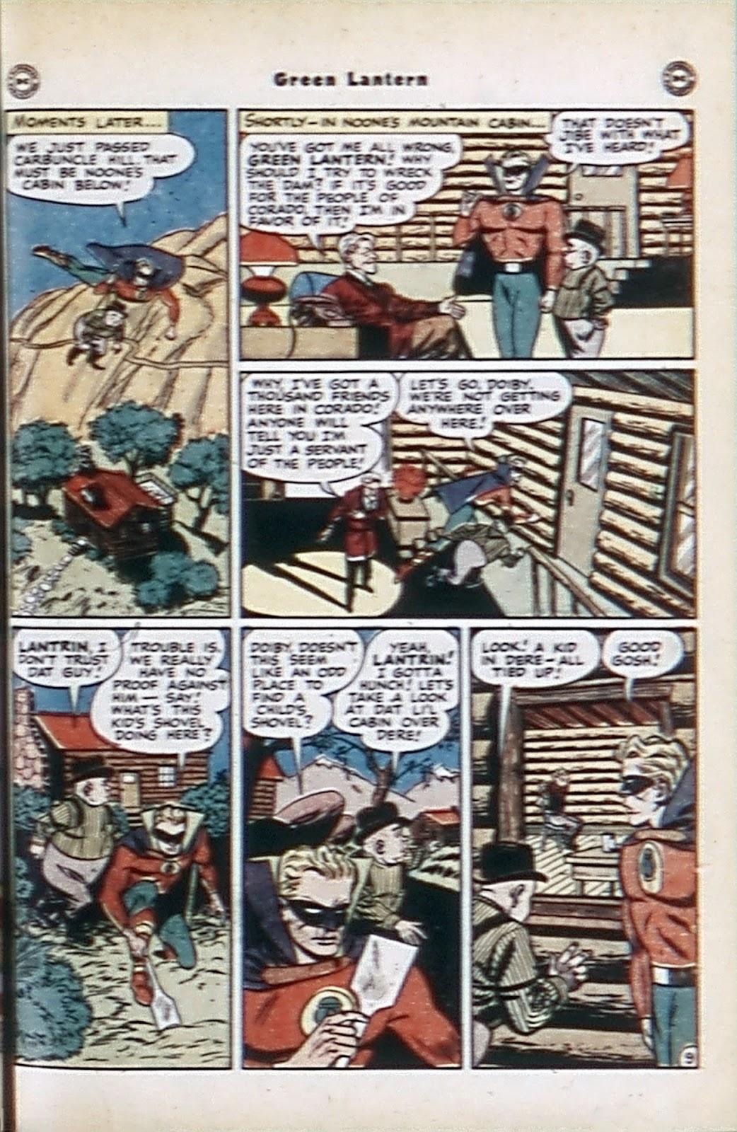 Green Lantern (1941) Issue #32 #32 - English 44