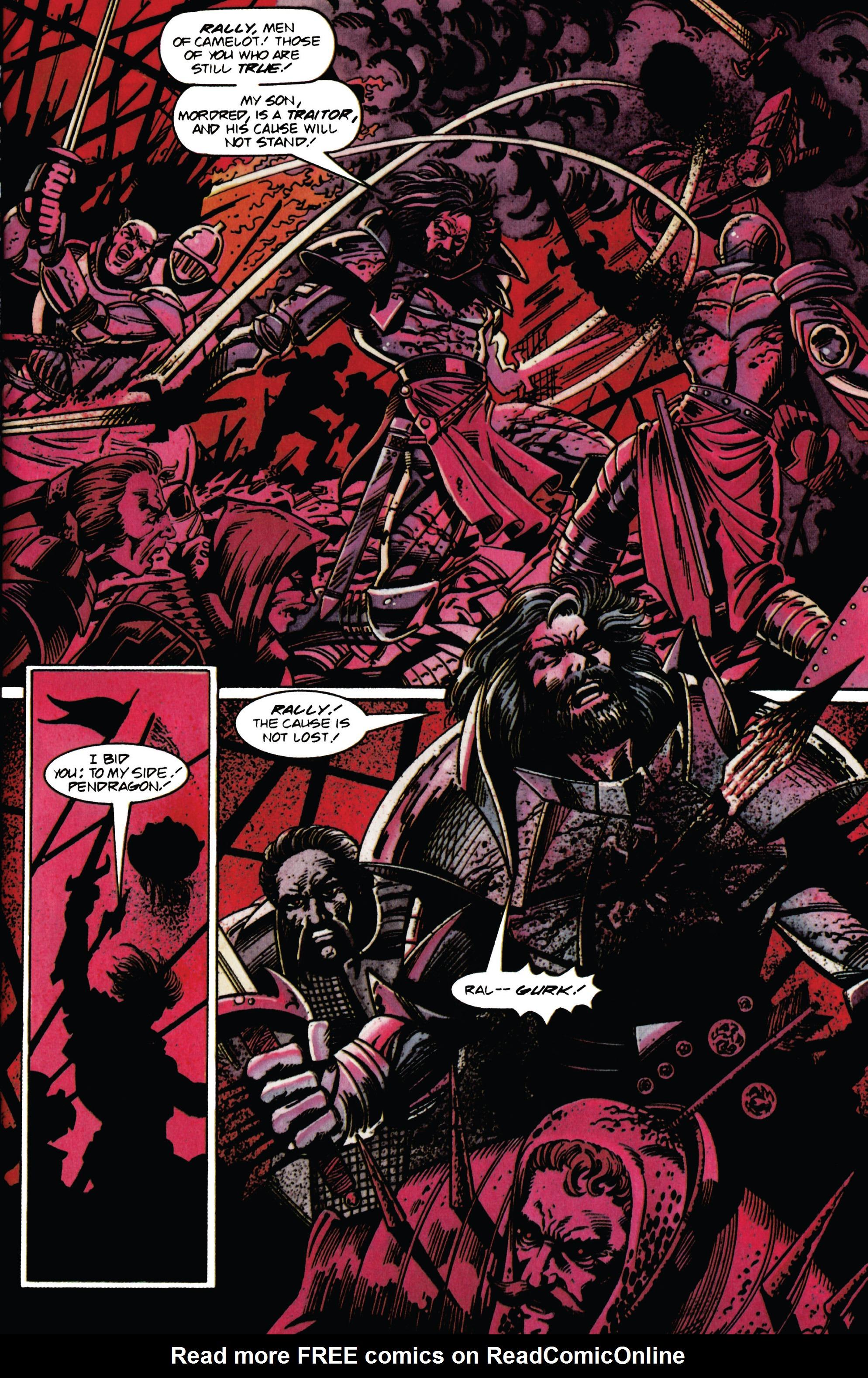 Read online Eternal Warrior (1992) comic -  Issue #31 - 4