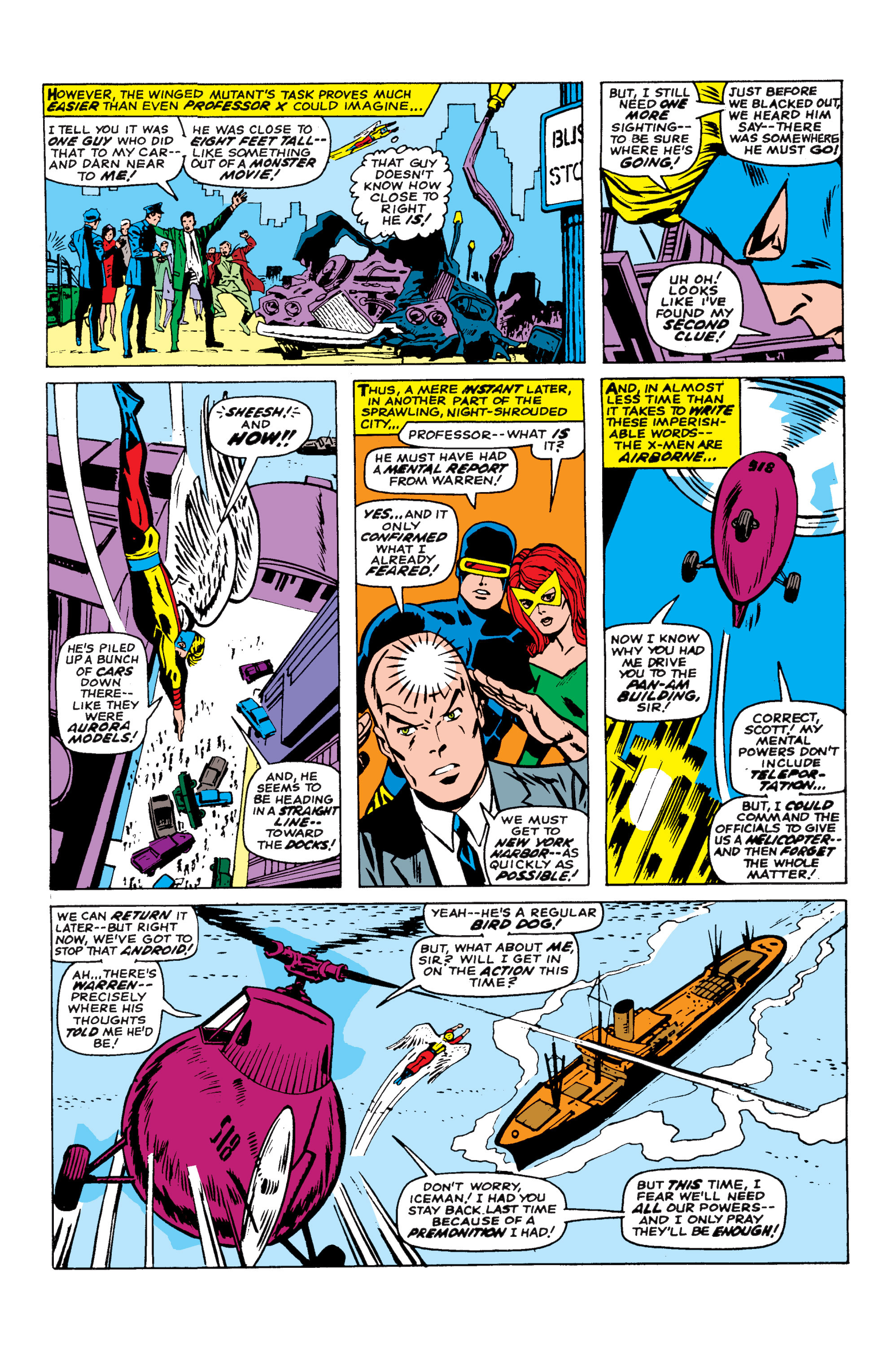 Uncanny X-Men (1963) 40 Page 9
