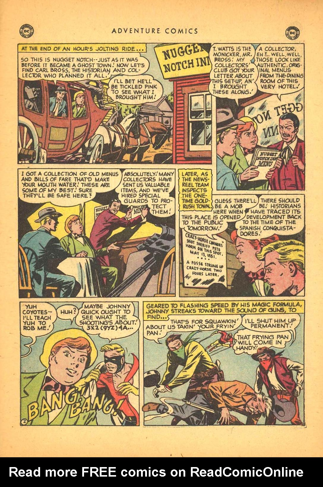 Read online Adventure Comics (1938) comic -  Issue #148 - 42