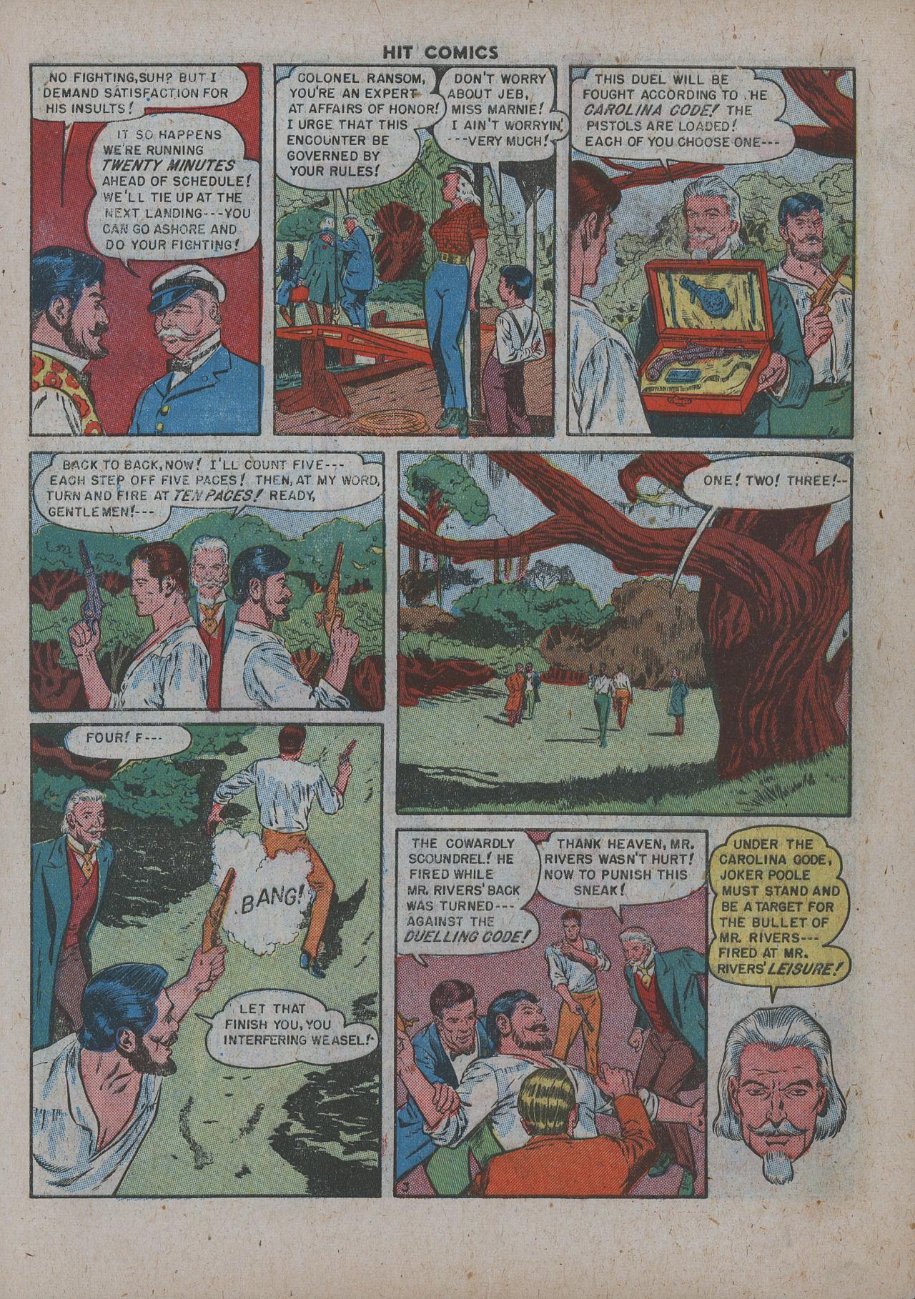 Read online Hit Comics comic -  Issue #63 - 5
