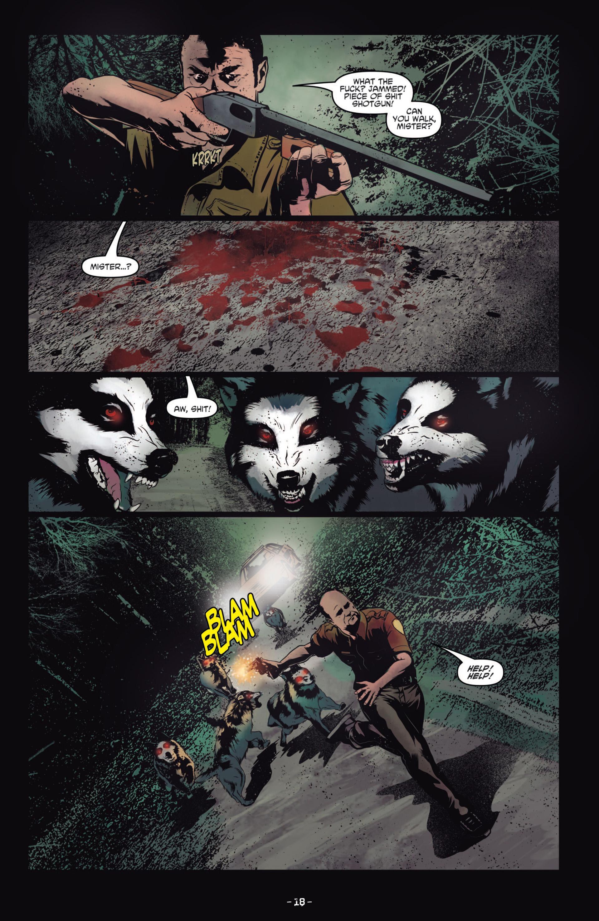 Read online True Blood (2012) comic -  Issue #8 - 20