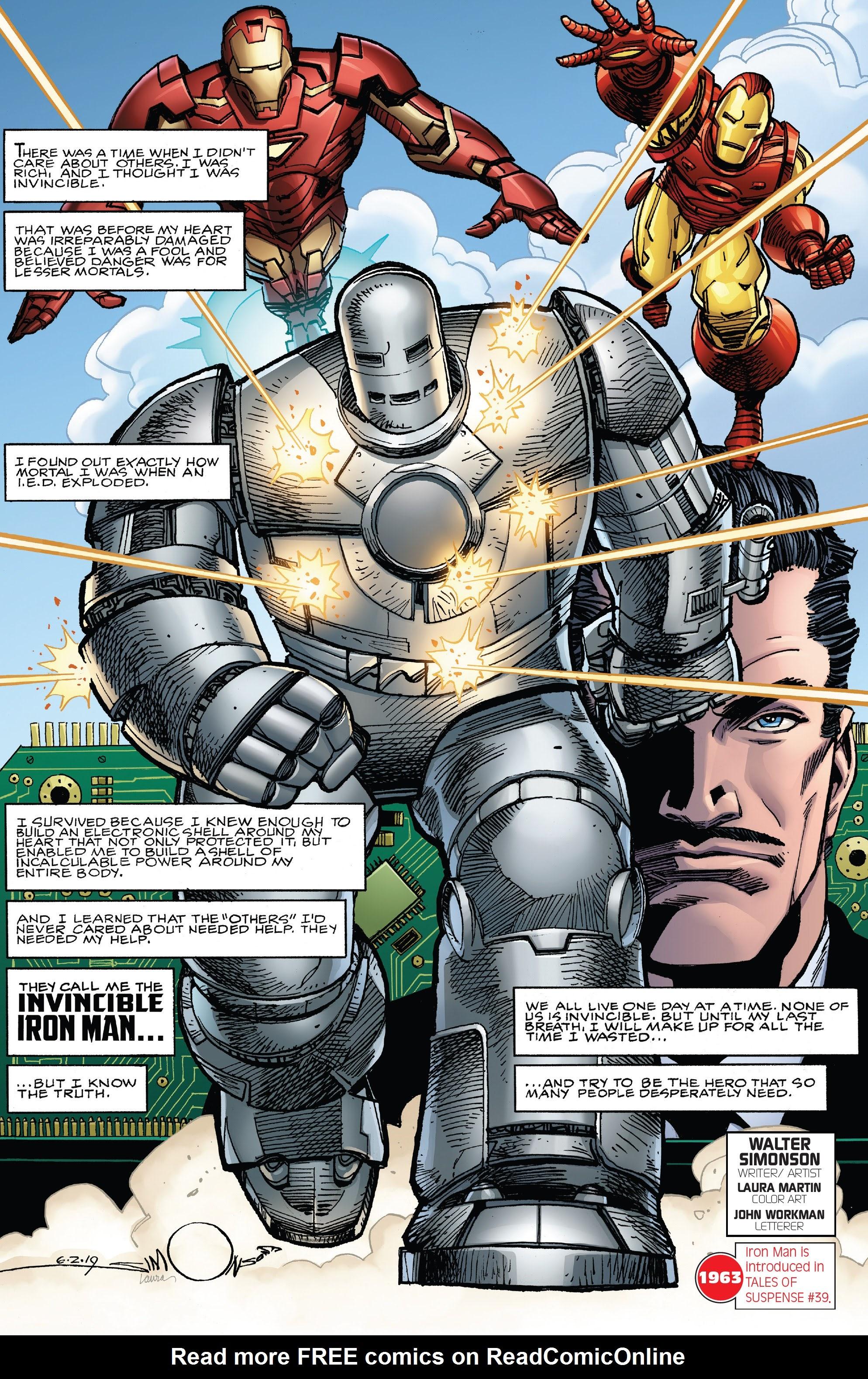 Read online Marvel Comics (2019) comic -  Issue #1000 - 27