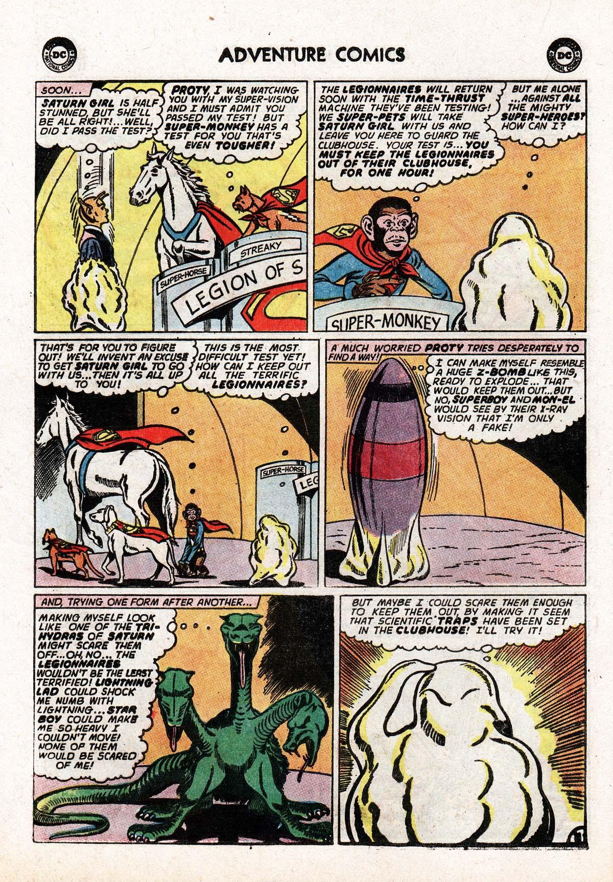 Read online Adventure Comics (1938) comic -  Issue #322 - 16