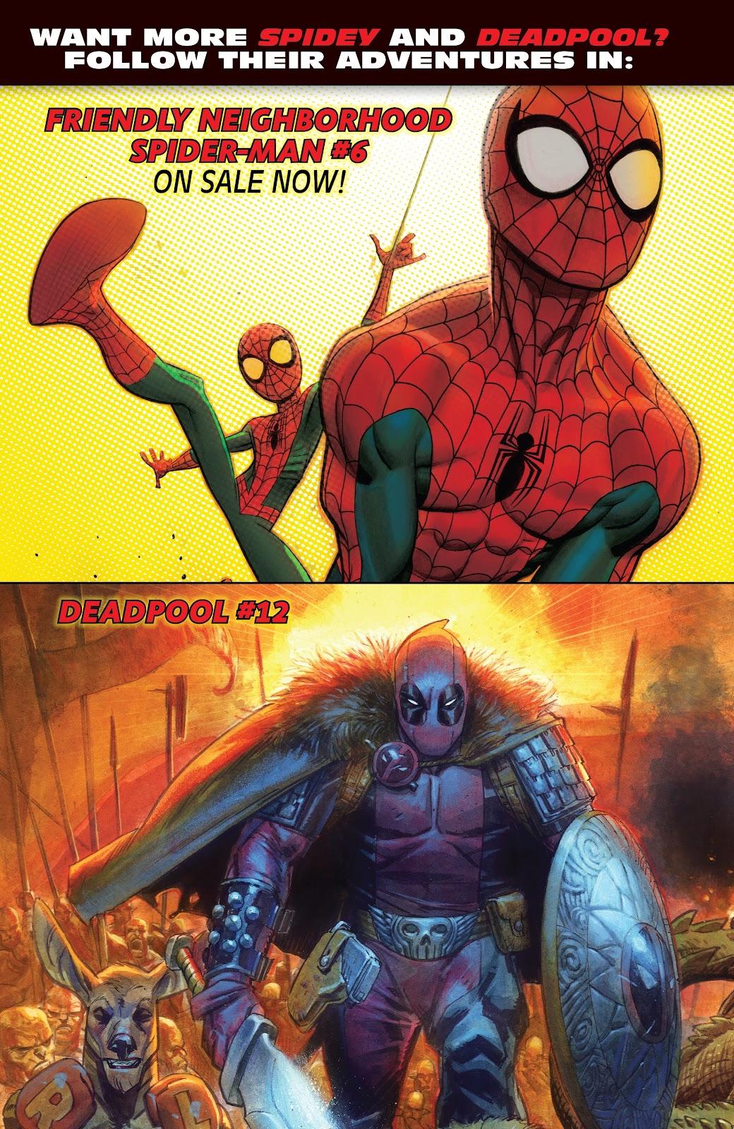 Read online Spider-Man/Deadpool comic -  Issue #50 - 31