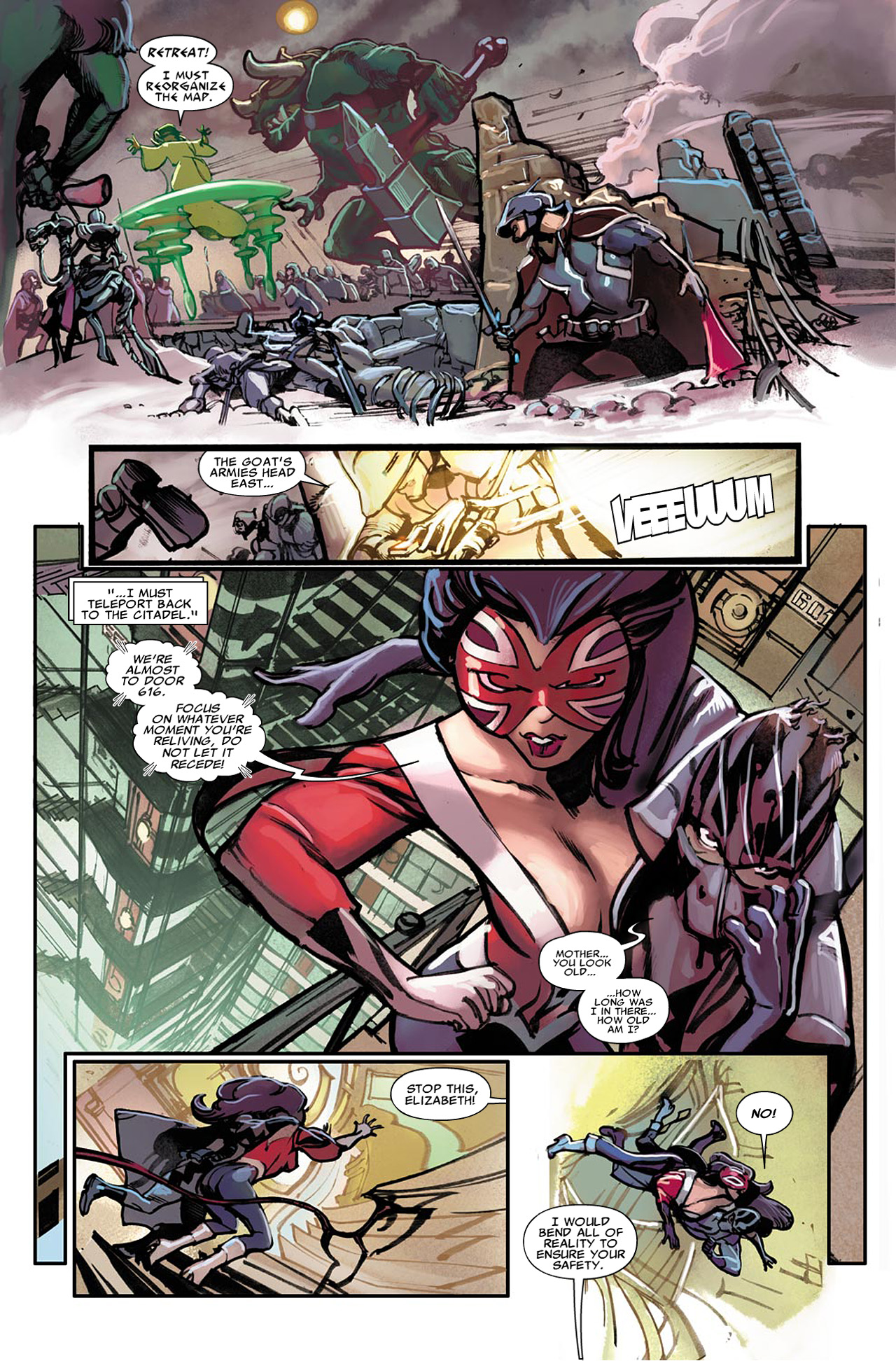 Read online Uncanny X-Force (2010) comic -  Issue #21 - 11
