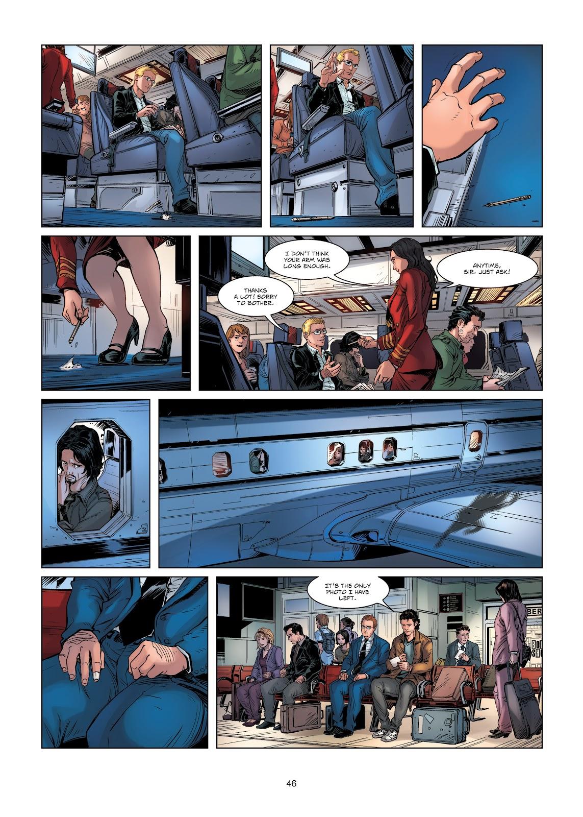 Read online Vigilantes comic -  Issue #1 - 46