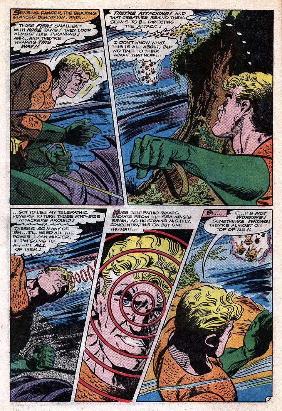 Read online Aquaman (1962) comic -  Issue #41 - 10
