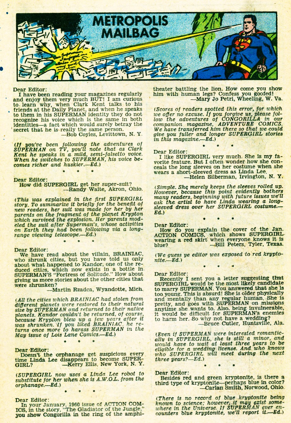 Read online Action Comics (1938) comic -  Issue #263 - 18