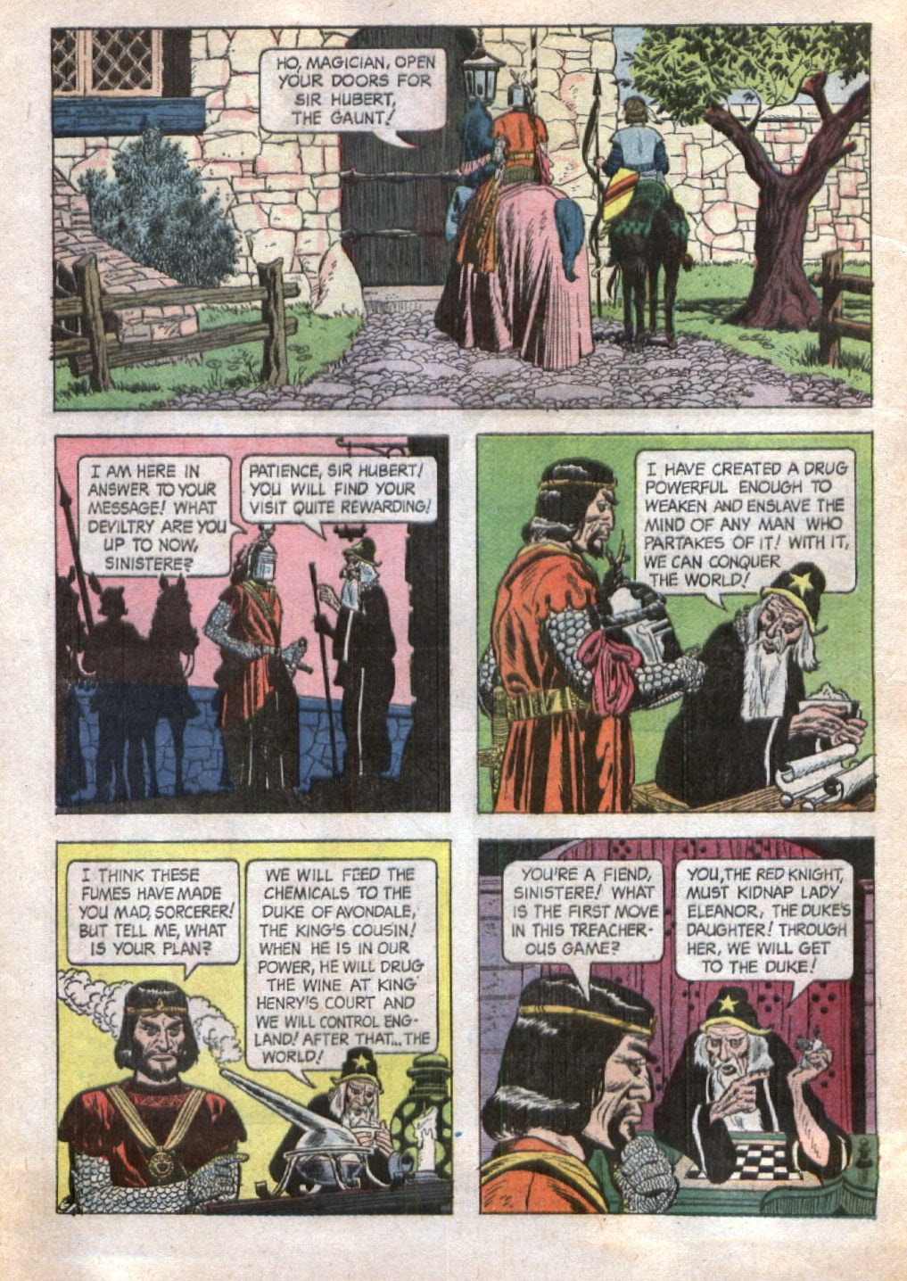 Boris Karloff Tales of Mystery issue 5 - Page 4