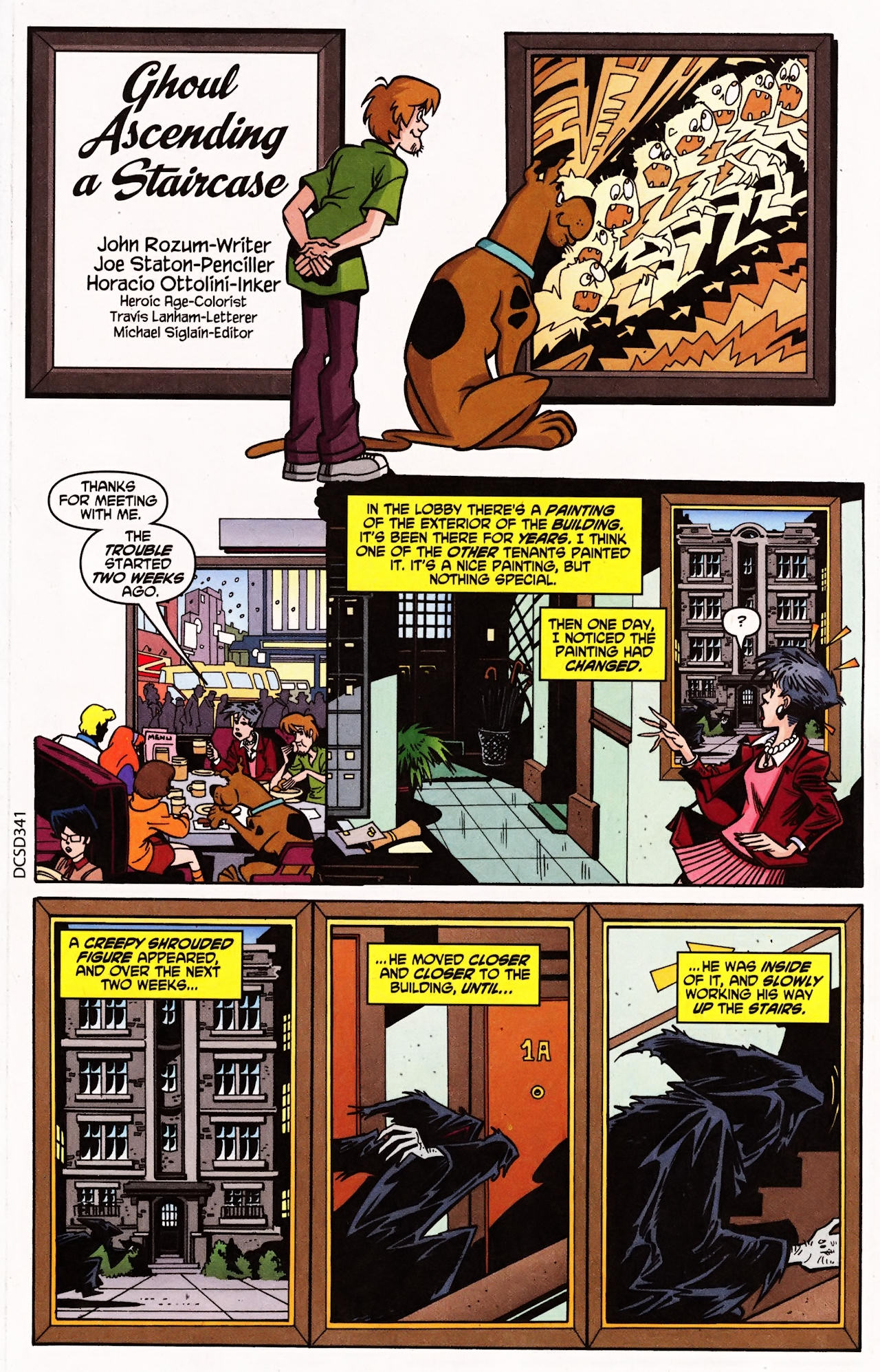 Read online Scooby-Doo (1997) comic -  Issue #140 - 10