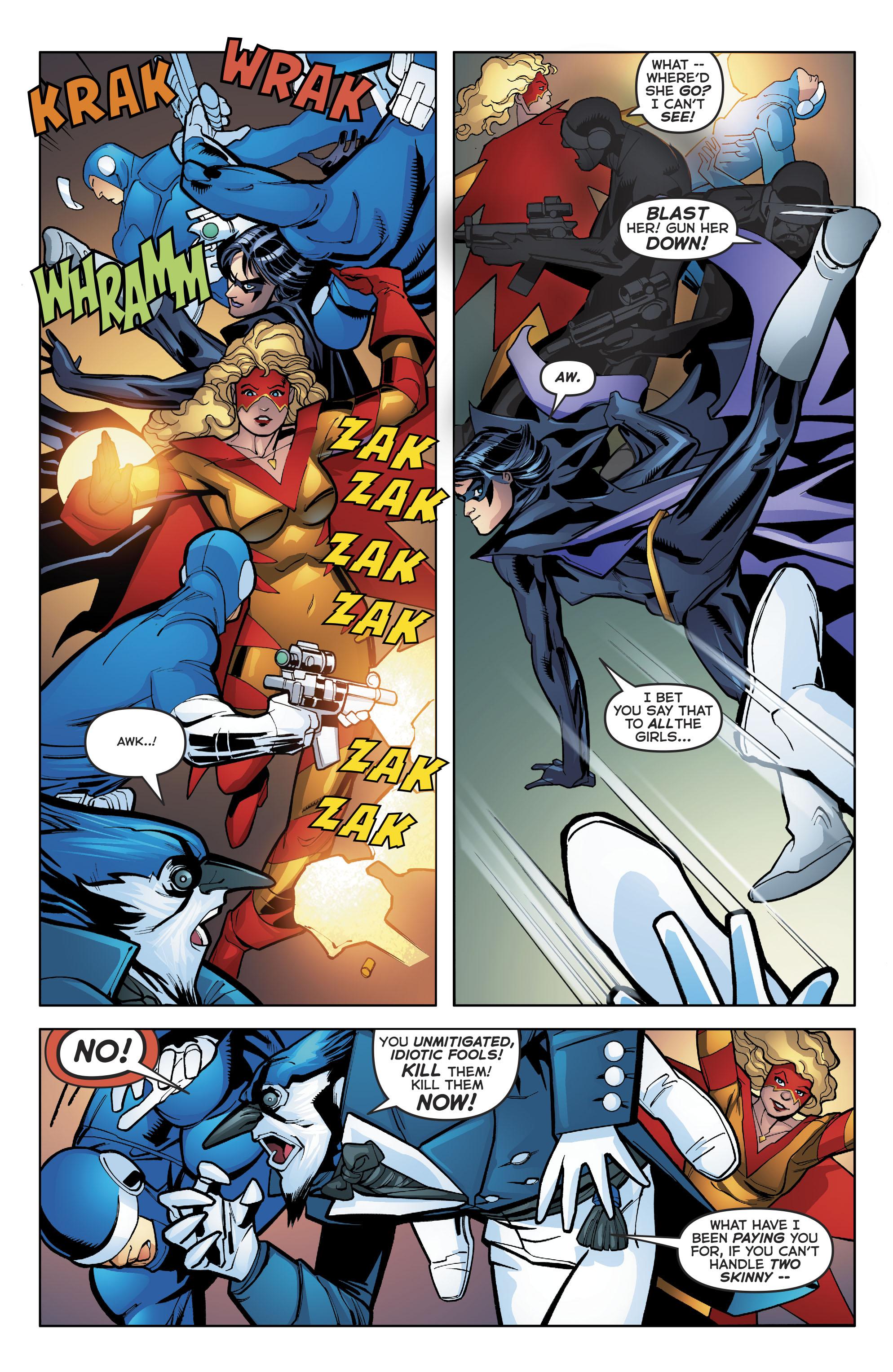 Read online Astro City comic -  Issue #44 - 21