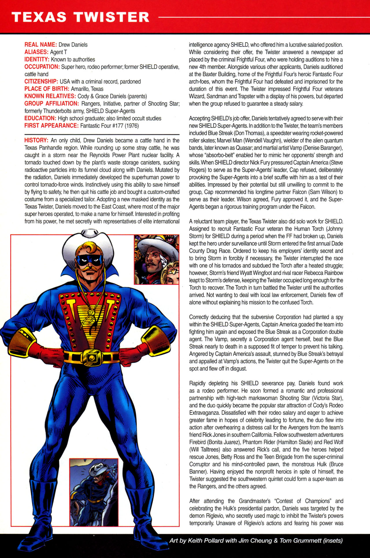 Read online All-New Official Handbook of the Marvel Universe A to Z: Update comic -  Issue #4 - 52
