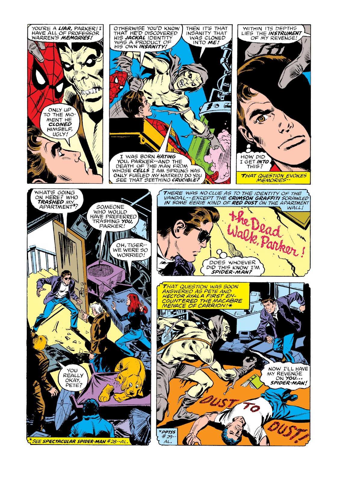 Read online Marvel Masterworks: The Spectacular Spider-Man comic -  Issue # TPB 2 (Part 3) - 82
