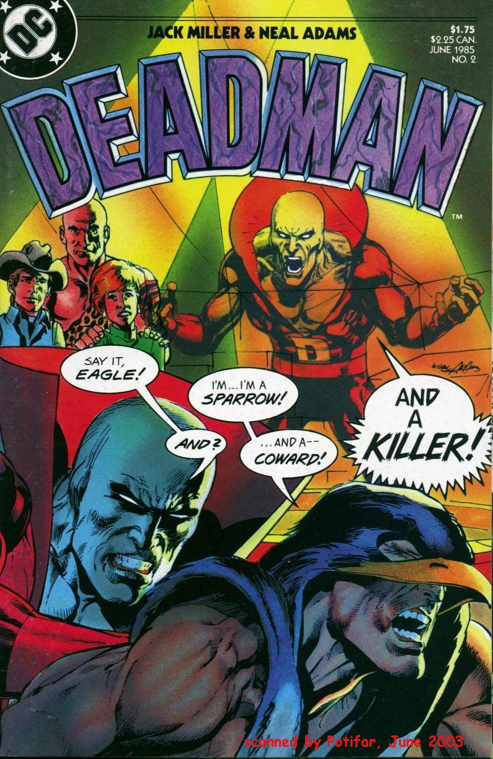 Deadman (1985) 2 Page 1