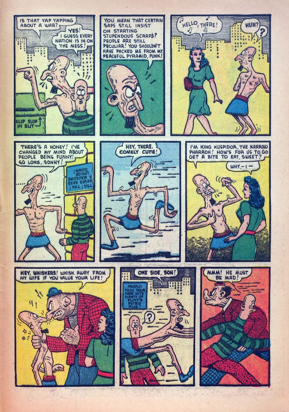 Read online Joker Comics comic -  Issue #9 - 65