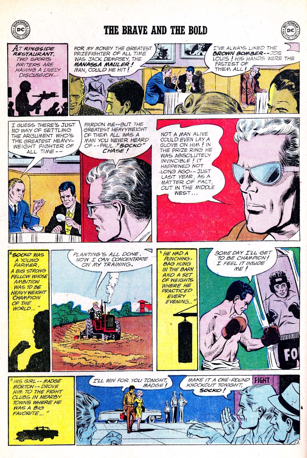 DC Special (1968) issue 9 - Page 28