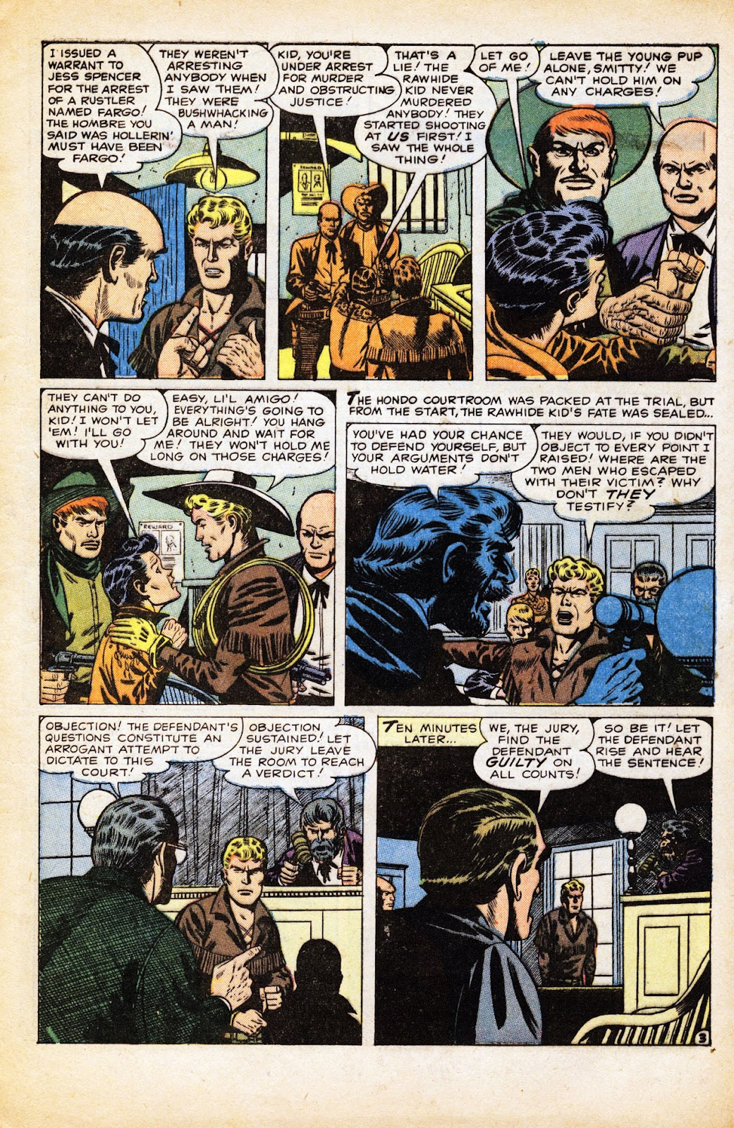 The Rawhide Kid (1955) issue 2 - Page 5