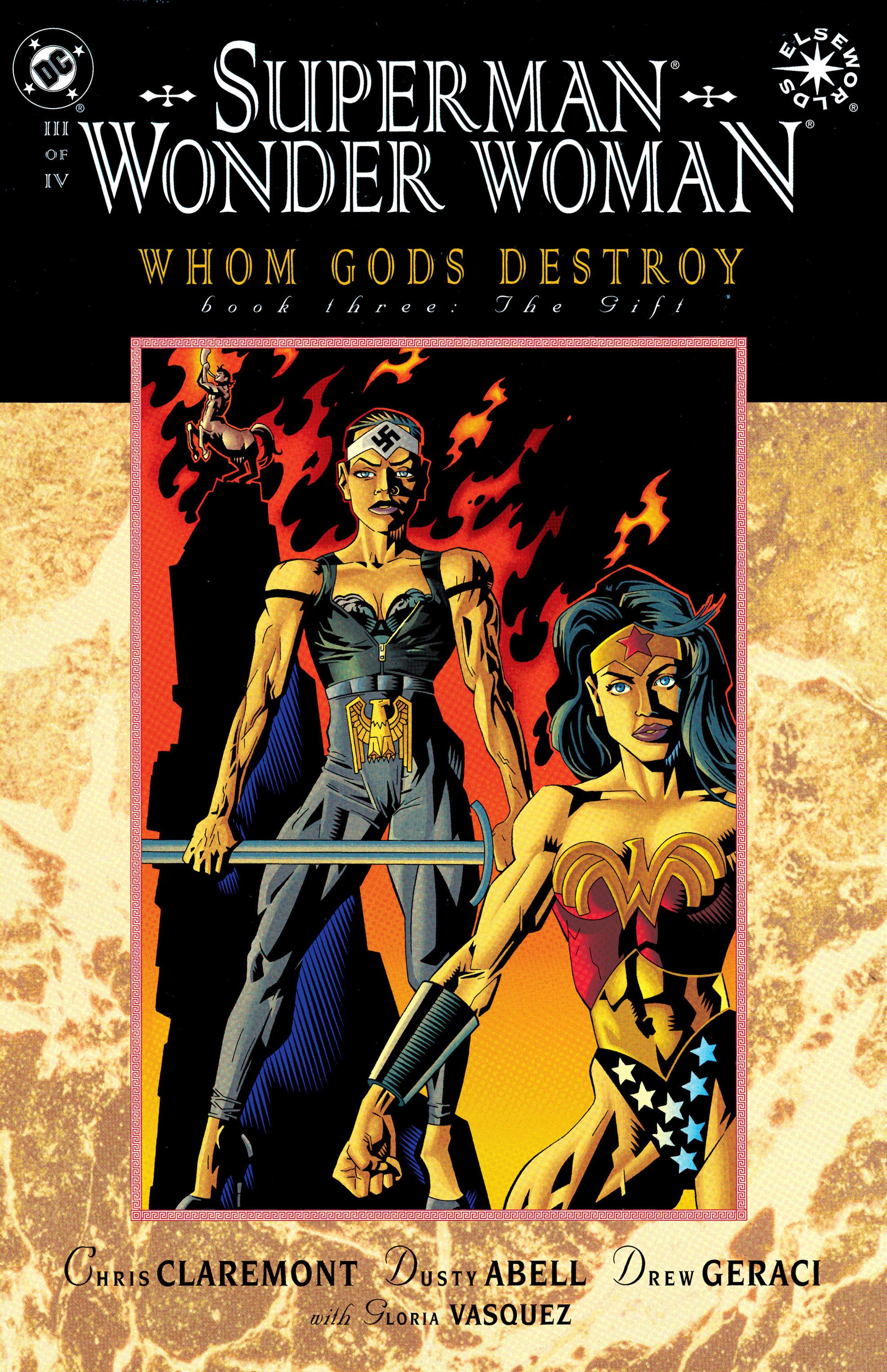 Superman/Wonder Woman: Whom Gods Destroy 3 Page 1