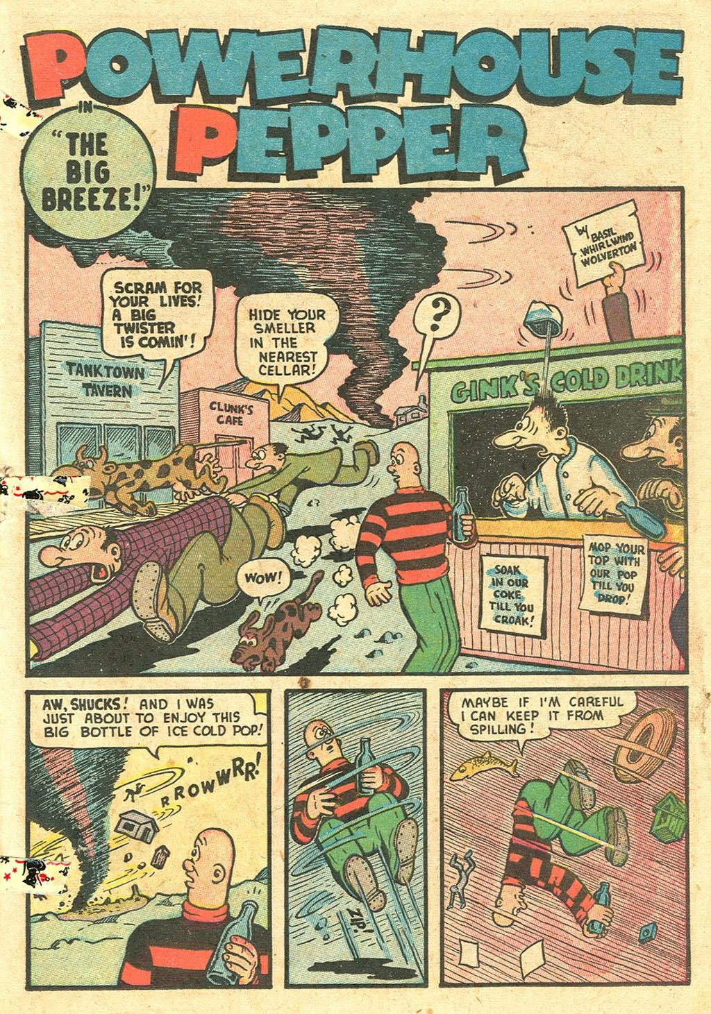 Tessie the Typist issue 11 - Page 31