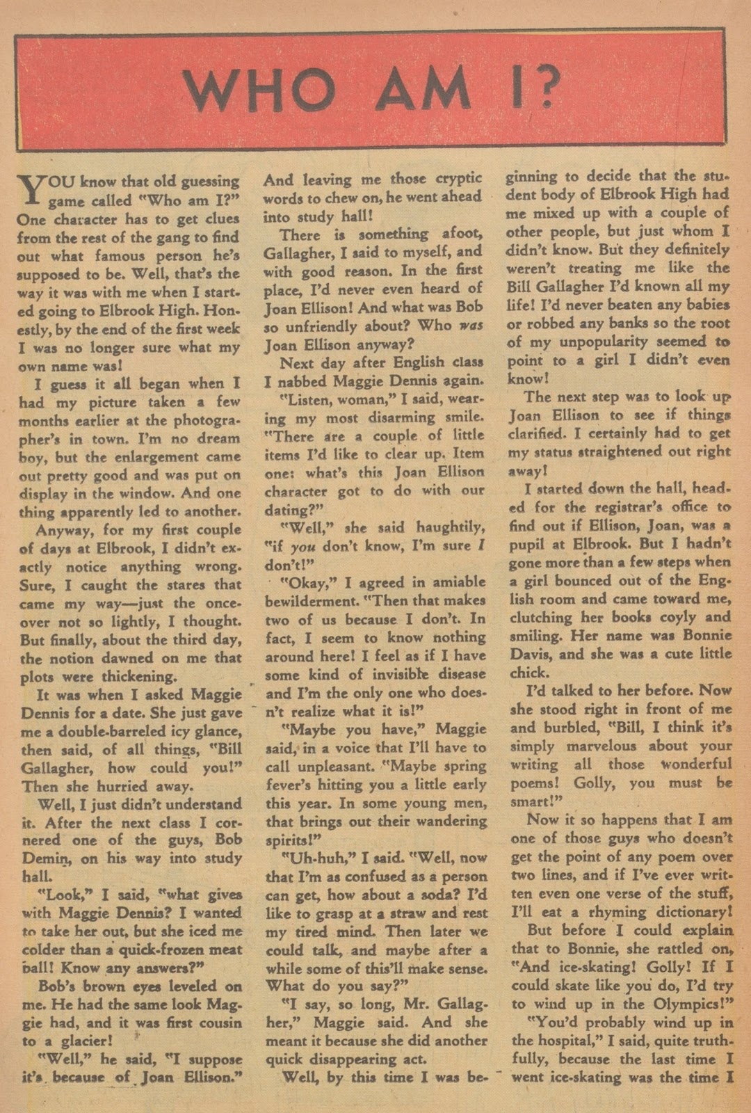Read online Nellie The Nurse (1945) comic -  Issue #18 - 24
