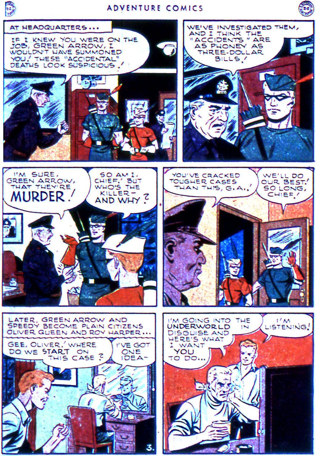 Read online Adventure Comics (1938) comic -  Issue #123 - 17