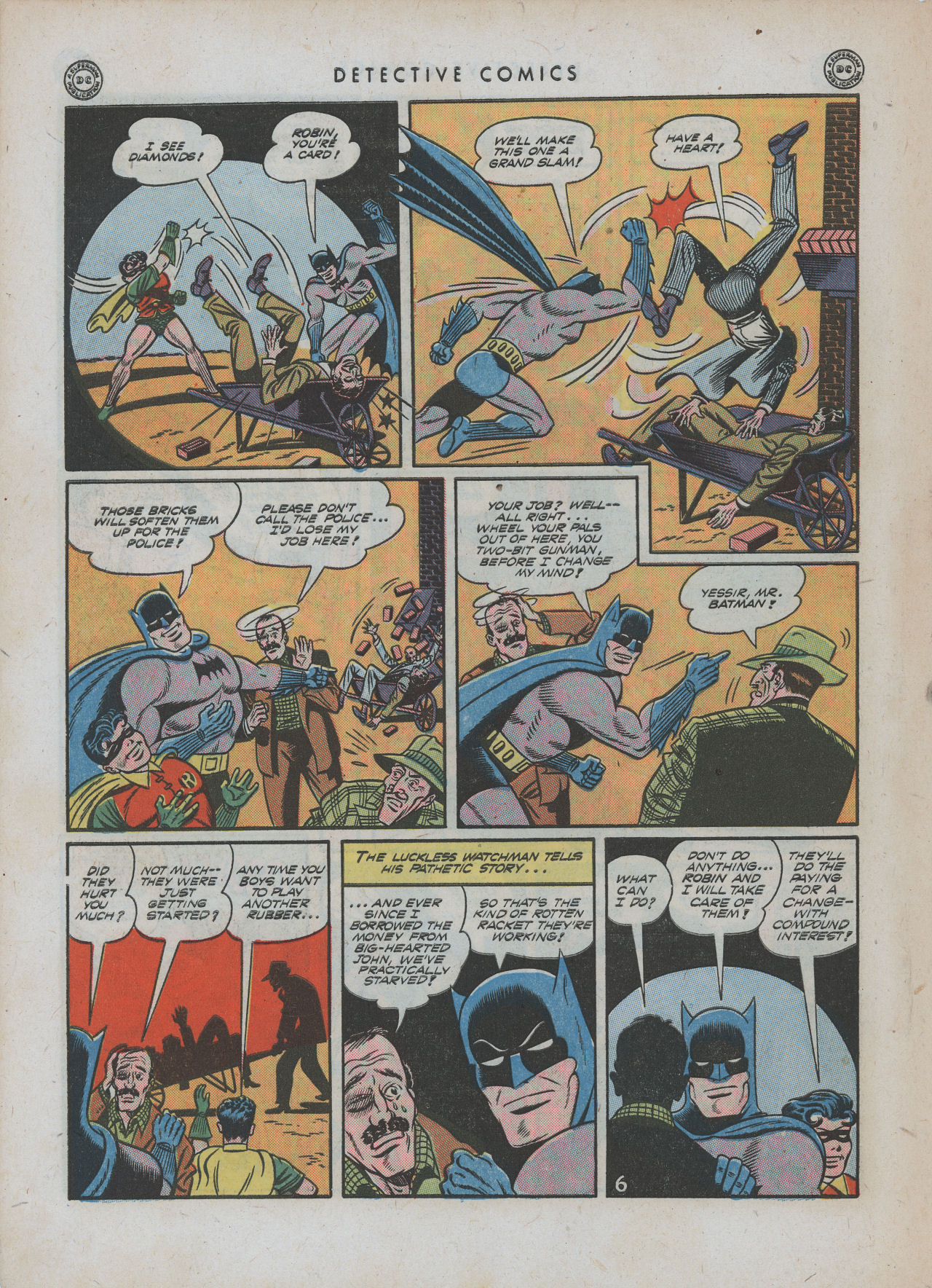 Read online Detective Comics (1937) comic -  Issue #88 - 8