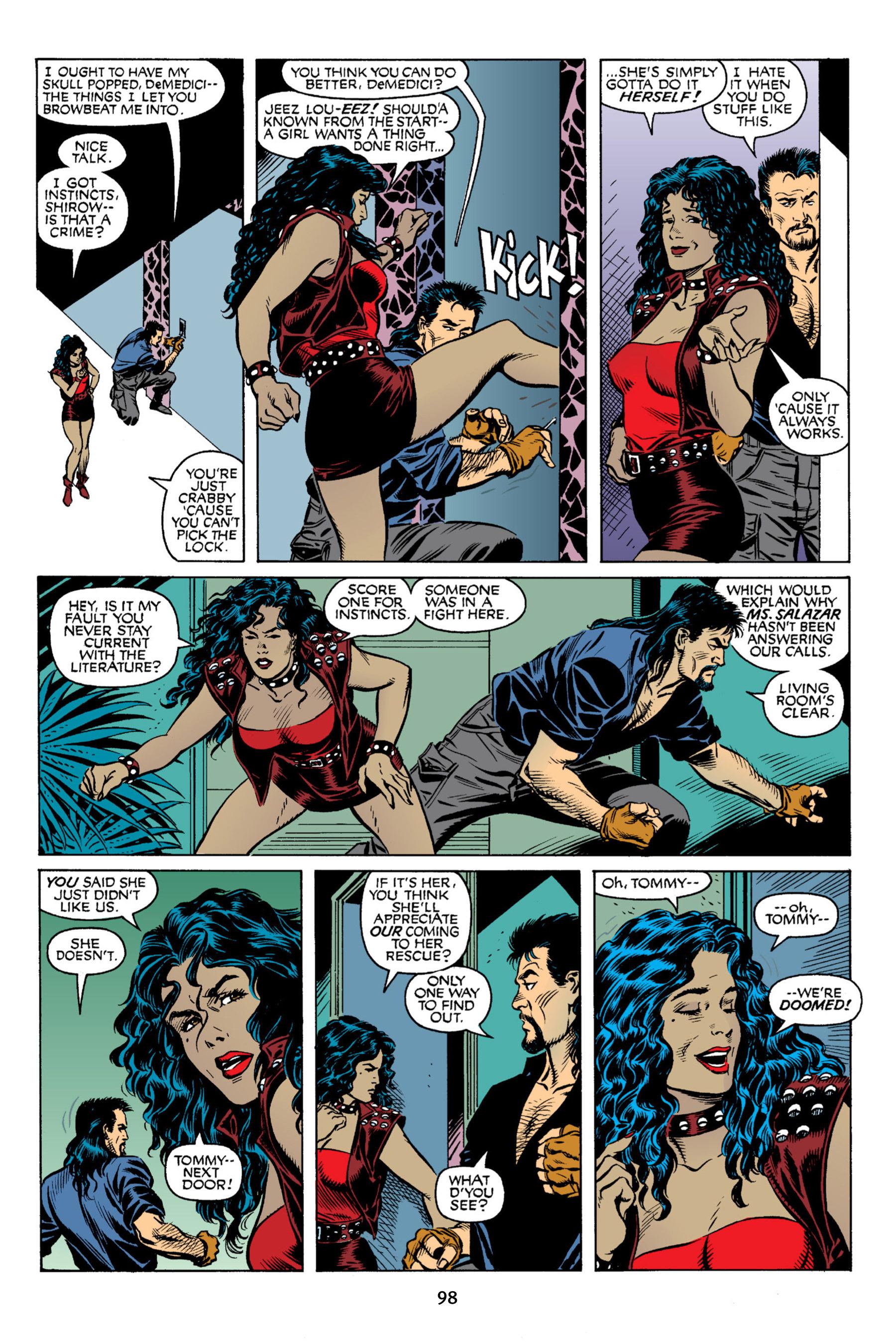 Read online Aliens vs. Predator Omnibus comic -  Issue # _TPB 2 Part 1 - 97