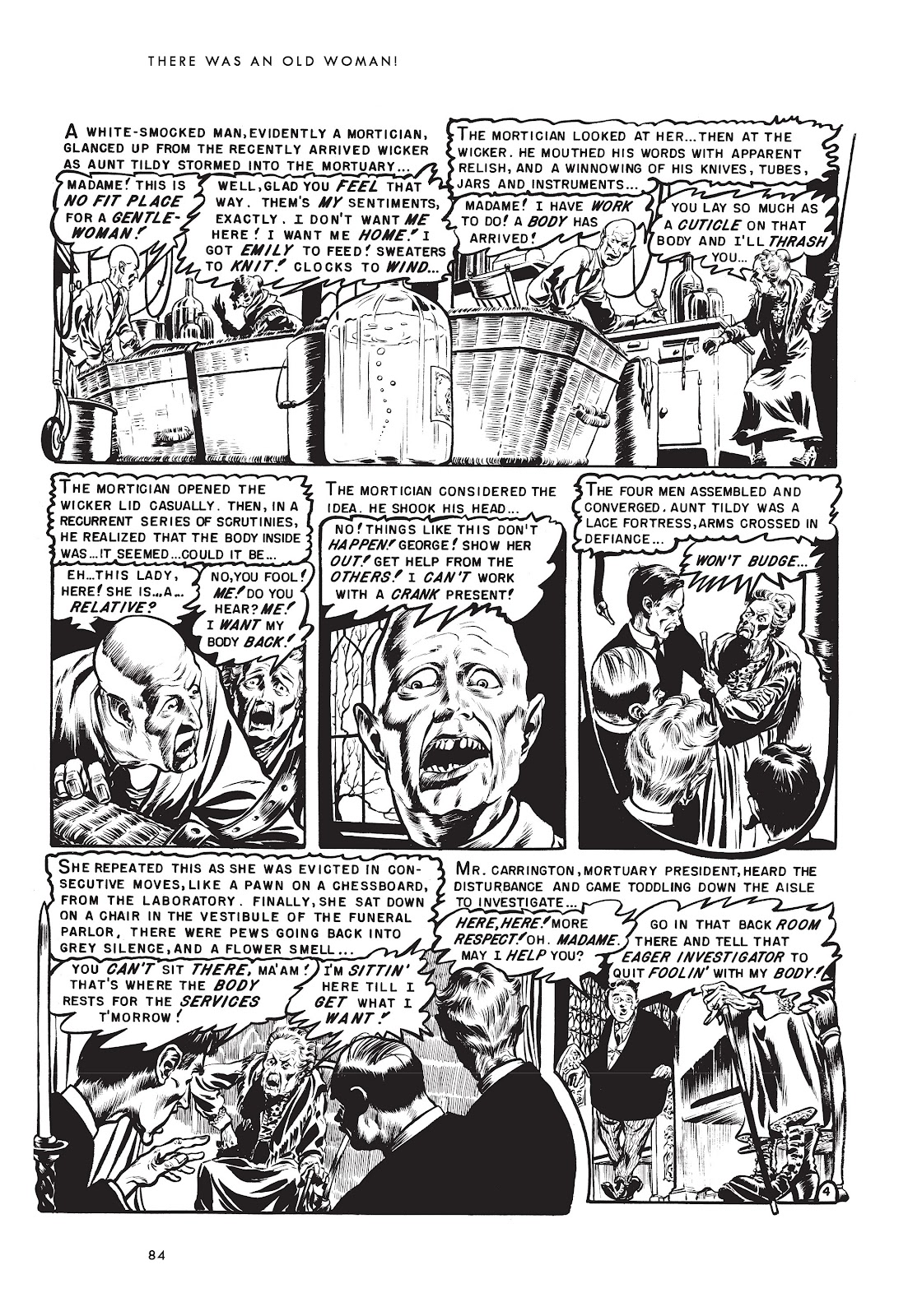 Read online Sucker Bait and Other Stories comic -  Issue # TPB (Part 1) - 99