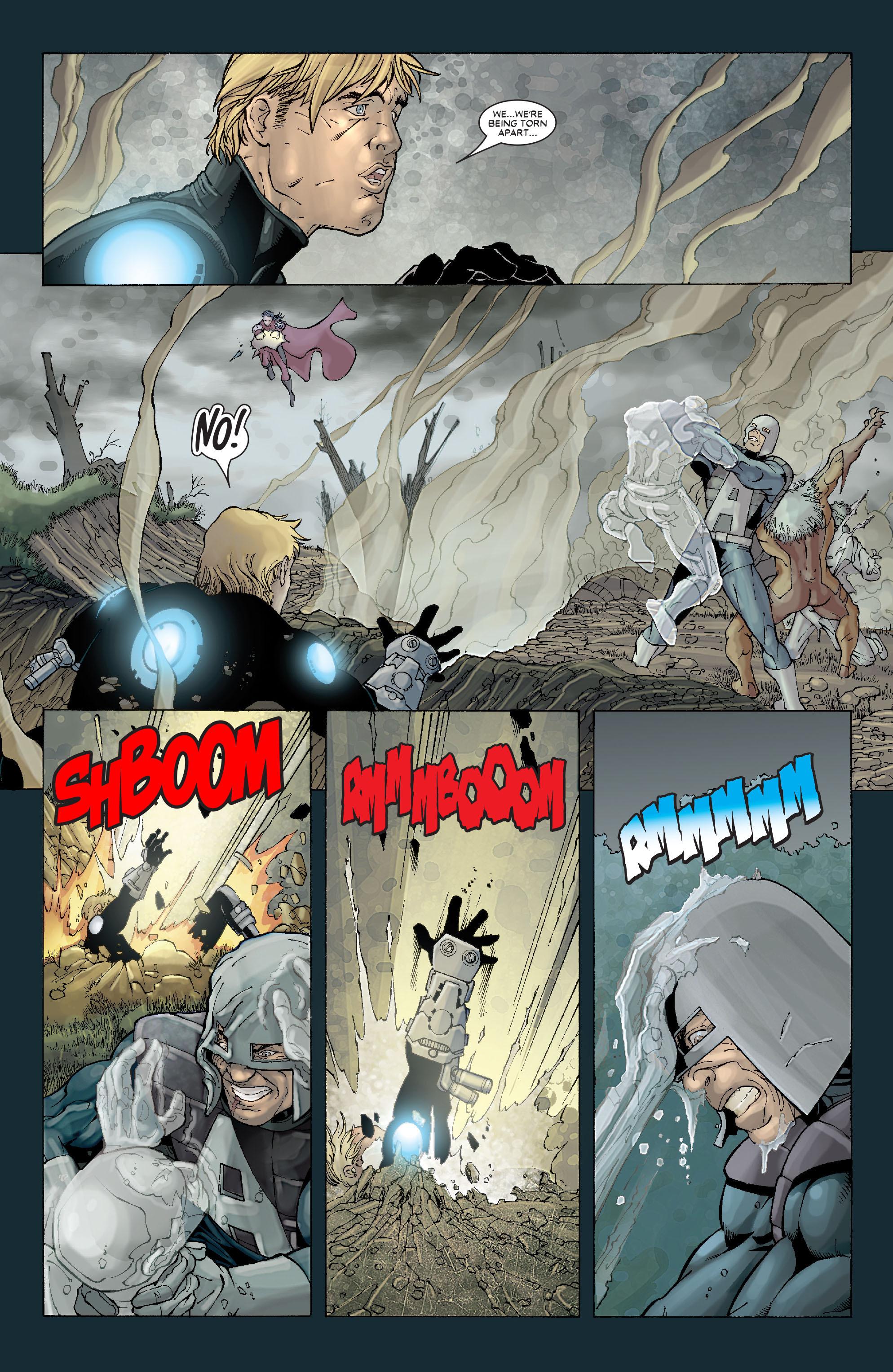 X-Men (1991) 162 Page 21