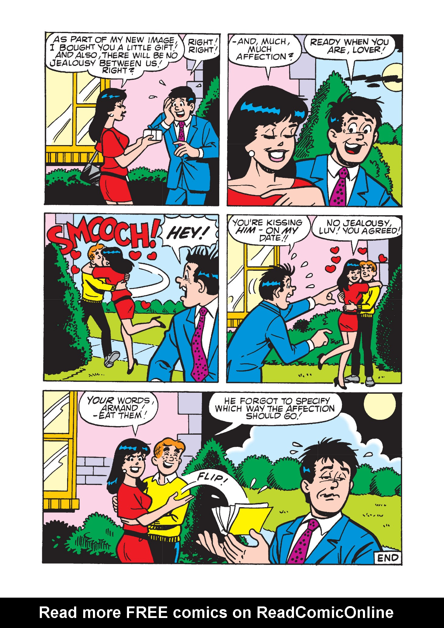 Read online Archie's Funhouse Double Digest comic -  Issue #3 - 102
