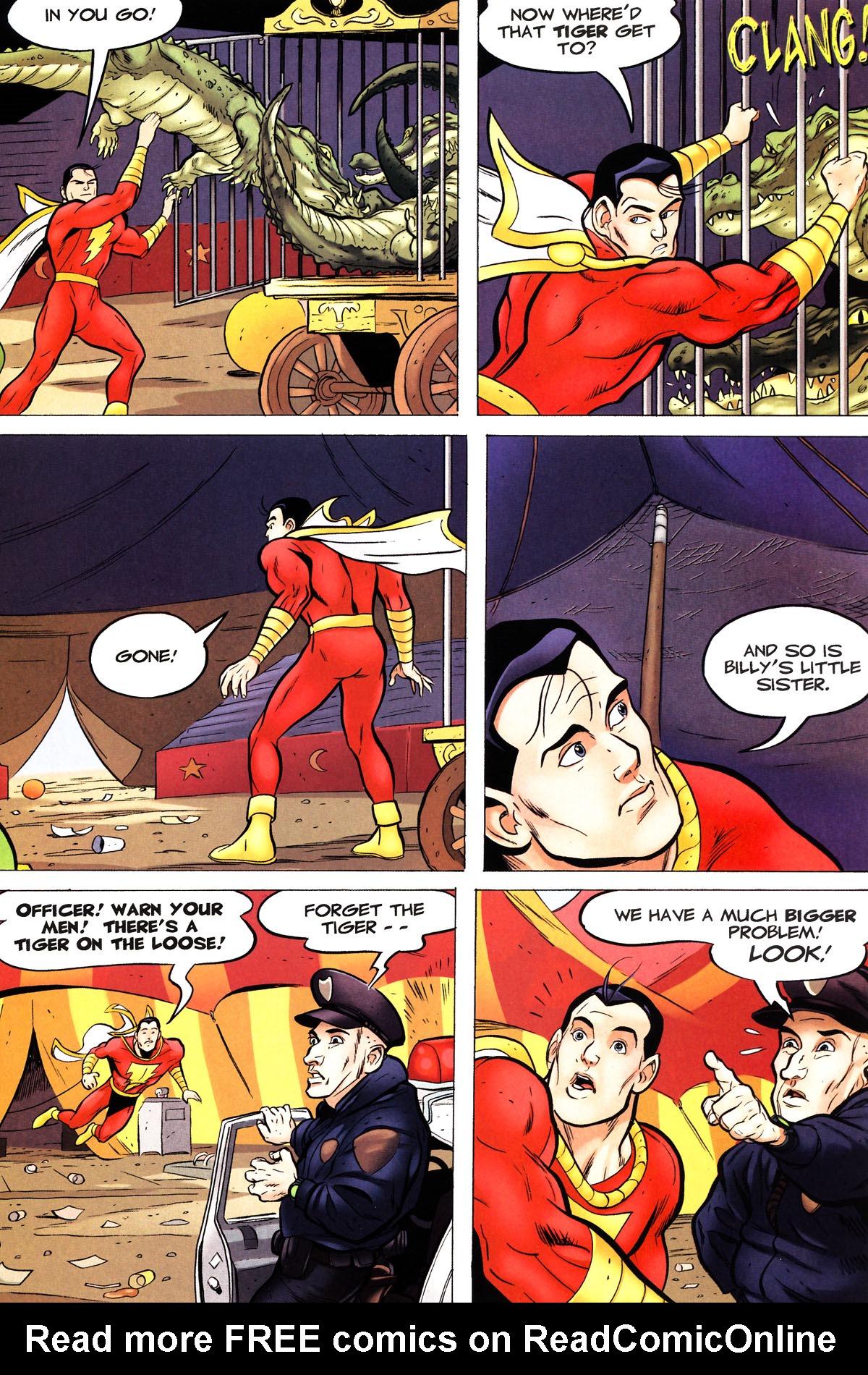 Read online Shazam!: The Monster Society of Evil comic -  Issue #2 - 22