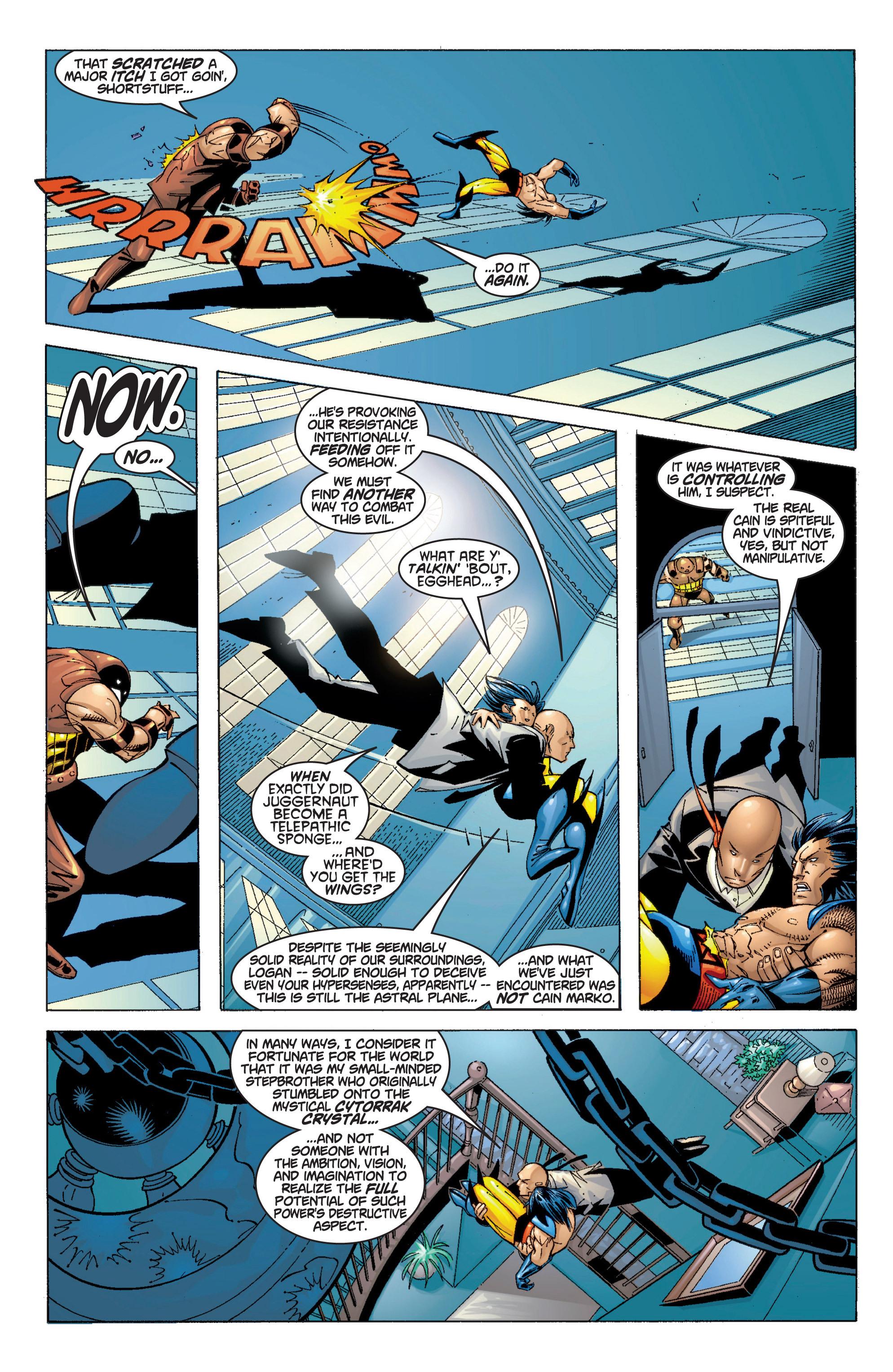 Read online Uncanny X-Men (1963) comic -  Issue #369 - 9