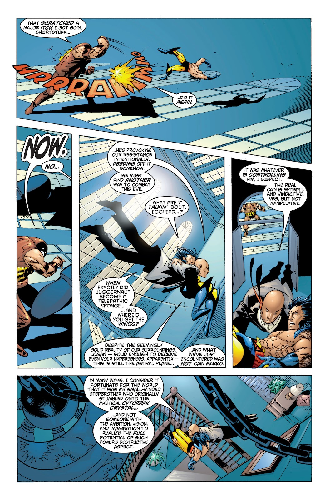Uncanny X-Men (1963) issue 369 - Page 9