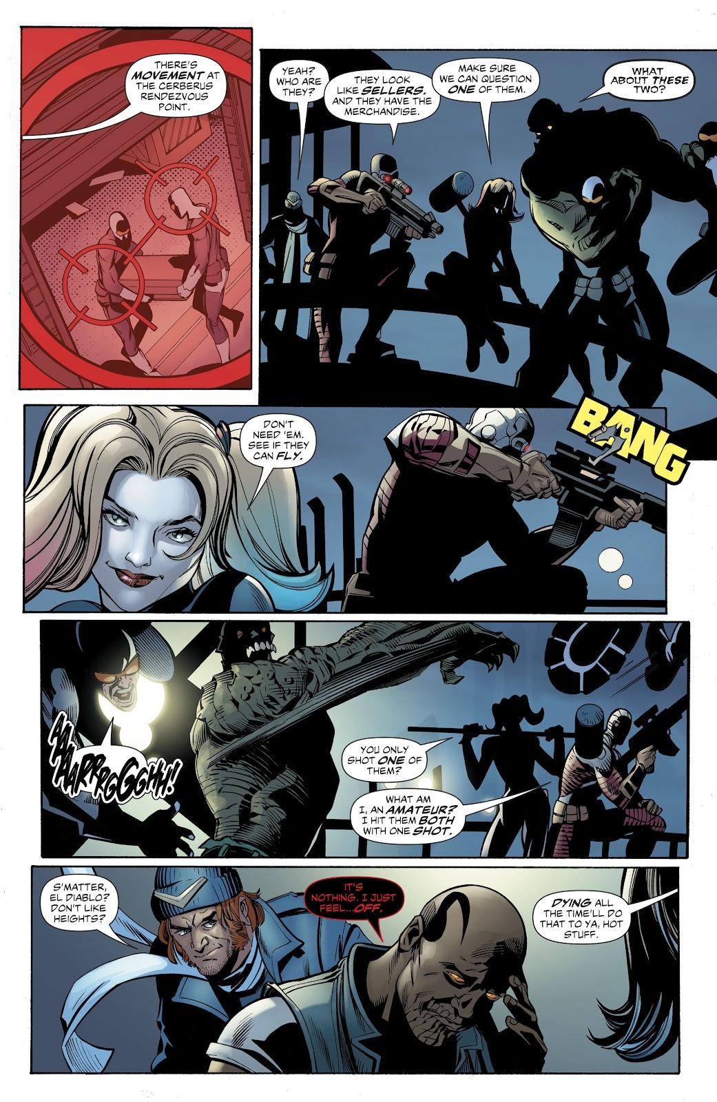 Read online Suicide Squad Black Files comic -  Issue #4 - 28